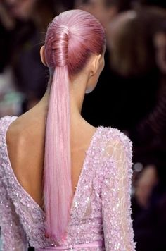 Haare in einem Pastell-Rosa! #fashion #hair #color <3 stylefruits Inspiration <3