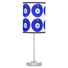 Trendy Oriental Vintage Patterns Standing Lamp
