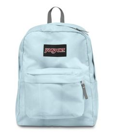 The JanSport Black Label SuperBreak brings fresh, new colors and prints to the classic SuperBreak. With the same trusted silhouette, this backpack is a perfect companion for your everyday adventures. Blue Jansport Backpack, Mochila Jansport, Jansport Superbreak Backpack, Cute Backpacks For School, Girl Backpacks, Leather Backpacks, Leather Bags, Puppy Backpack, Totes