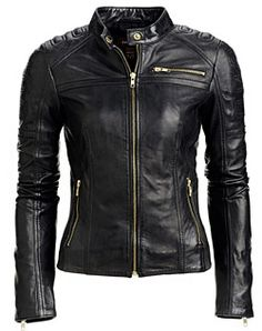 I love jackets by Danier.  Saving up for a couple of them in my closet, including this one.