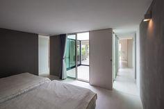 planar houseの部屋 寝室