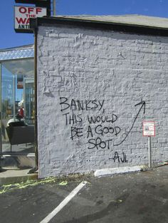 Graffiti Artists know more about marketing than ad execs do
