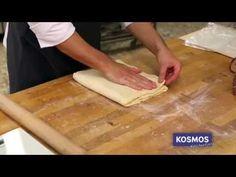 Klassischer Plunderteig selber herstellen - Plunderteig für leckere Obstteilchen - Kuchenfee - YouTube