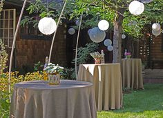jaala | Gallery Japanese Party Decor Honeymoon Bridal Showers, White Paper Lanterns, Japanese Party, Pamper Party, 40th Birthday Parties, Party Themes, Birthdays, Entertaining, Table Decorations