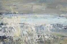 Choppy Sea and Surf, Gwithian by Hannah Woodman