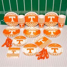 #UltimateTailgate #Fanatics Knoxville is home to the University of Tennessee Volunteers