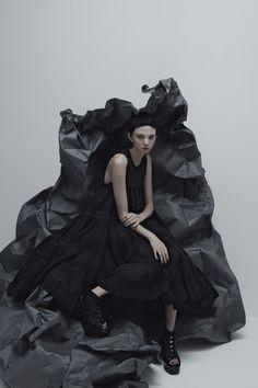 Matilda Norberg, Royal College of Art. Photographer Nhu Xuan Hua.