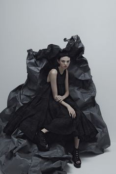 Matilda Norberg, Royal College of Art. Photographer Nhu Xuan Hua.