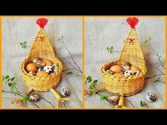 Arts And Crafts Architecture Preschool Crafts, Diy Crafts For Kids, Arts And Crafts, Newspaper Basket, Newspaper Crafts, Sun Paper, Craft App, Chicken Crafts, Tatting Jewelry