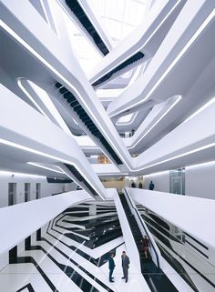 Dominion Building, Moscow, by Zaha Hadid Architects