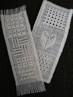 Pulled Thread Bookmarks   This past winter (2010) we were st…   Flickr
