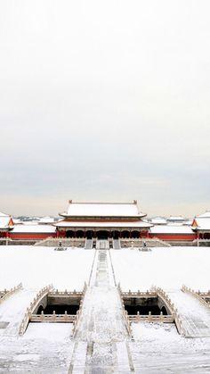 Temple of Heaven, Beijing, China Ancient Chinese Architecture, Chinese Buildings, Temple Of Heaven, Imperial Palace, China Art, Beijing China, Ancient China, China Travel, Dojo