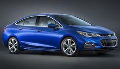 BmotorWeb: Novo Chevrolet Cruze 2016 é revelado nos Estados U...