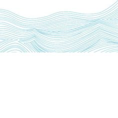 """Wave Lines Rubber Stamp: Stamp impression is approximately 4"""" wide x 1 7/8"""" high  Item 871601  Price  $12.95"""