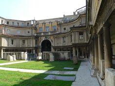Museo Lapidario Maffeiano, Verona - Italy by John Cox