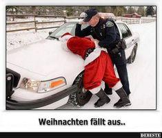 Weihnachten fällt aus..