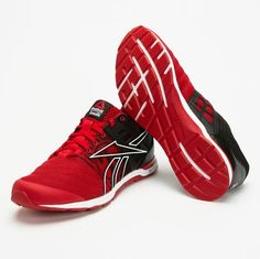 Again Faster - Equipment for CrossFit - Reebok Nano Speed Excellent Red/White/Black (Men's) Available at AgainFaster.com #crossfit #againfaster