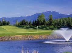 Quail Point Golf Course in Medford, Oregon