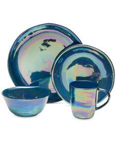 Casual Dinnerware, Dinnerware Sets, Stoneware Dinnerware, Mikasa Dinnerware, Rainbow Kitchen, Kitchenware, Tableware, Shape Crafts, Fuchsia