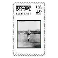 Cubs Johnny Evers Baseball 1909 Postage Stamps. It is really great to make each letter a special delivery! Add a unique touch to invites or cards with your own photos or text. Just click the image to learn more!