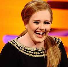 Adele is a fantastic singer, but she also looks very funny when you remove all of her teeth. Description from baklol.com. I searched for this on bing.com/images