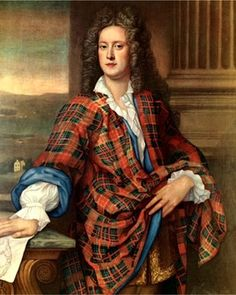 Sir Robert Dalrymple 1720-Roger's ancestor from his mother's side of the family!
