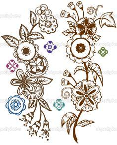 Google képkeresési találat: http://static6.depositphotos.com/1021868/583/v/950/depositphotos_5832526-Funky-folk-art-flowers.jpg. not sure what region but I like it