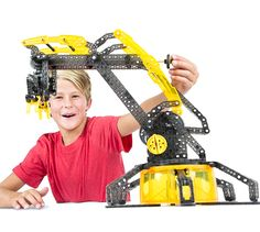Hexbug: zestaw konstrukcyjny VEX Ramię Robota, 229 zł