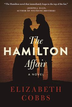 (Adult) This fictional account of one of our least known founding fathers explores his difficult beginnings and his political rise, as well as his social and family life.  Readers will see figures like Aaron Burr, Thomas Jefferson, James Munroe and James Madison in a new light. The perfect novel for Hamilton musical fans.