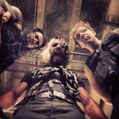 The Shield: Roman Reigns (L), Seth Rollins (M) and Dean Ambrose (R) Divas, Roman Reigns Dean Ambrose, Wwe Seth Rollins, Wwe Funny, The Shield Wwe, Roman Reings, Bae, Wwe Roman Reigns, Wwe Photos