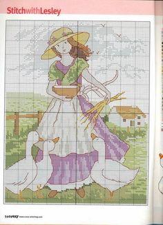 Gallery.ru / Фото #6 - Cross Stitch Crazy 131 - WhiteAngel