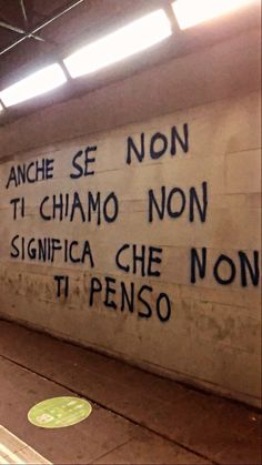 Tumblr Quotes, Bff Quotes, Mood Quotes, Italian Phrases, Italian Quotes, Street Quotes, Wall Writing, Instagram Story Ideas, Instagram Feed