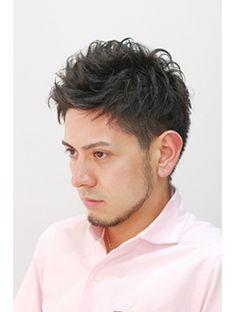 ディライトヘア 六甲道店(DELIGHT HAIR) 好感度大! 大人のツーブロックショート