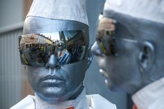 Straßenkunstfestival in St. Johann im Pongau #Stadtzauber #Straßenkunst #SanktJohann Mens Sunglasses, City