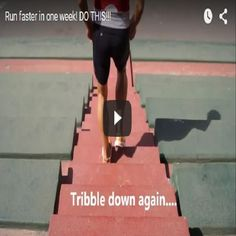 How to improve your speed in one week. Speed up your intramuscular coordination in order to gain speed and dynamics on your run.   Click here for more workout videos   The ultimate 28 day plan to KICKSTART a healthy lifestyle       More from The...