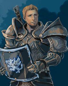 Alistair - Dragon Age: Origins