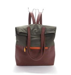 Greenpoint Convertible Backpack Tote (More Colors)