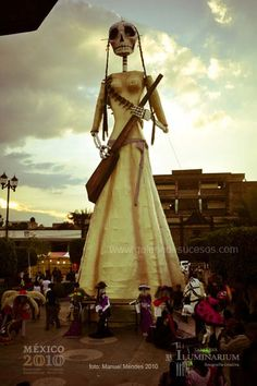 Día de muertos en Tultepec. by TF Iluminarium, via Flickr