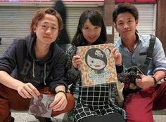 Blaster Portrait Snap 2014 Blaster Matsushita Portrait Ebisubashi Osaka Open 10pm to 1am Wed. are closed. info:info@omcdesignworks.com