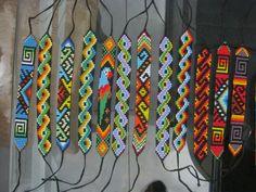 AMERICANKHE---MUSICA RAÍZ NATIVA: Artesanía Yagesera