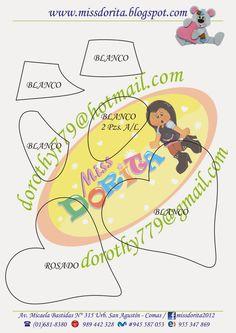 Miss Dorita: Molde San Valentin