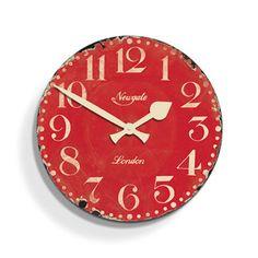 Kitchen Wall Clocks On Pinterest Desk Clock Kitchen