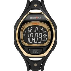 Timex IRONMAN&#17... is now available at Outdoorsman USA! Check it out here. http://outdoorsman-usa.myshopify.com/products/timex-ironman-174-sleek-50-full-size-watch-gold-black