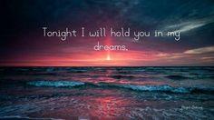 Yes I will mi Angelito