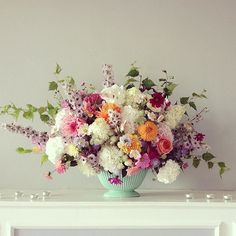 The Most Fashionable New Florists in London-The Flower Appreciation Society