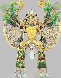 René Lalique bijoux