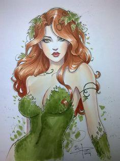 Poison Ivy •Sabine Rich