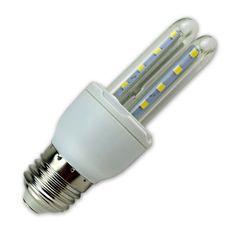 Warm White 3W Energy Saving E27 LED Corn Light Bulb Lamp 16LED Chips SMD2835