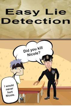 Easy Lie Detection by Mark Menefee, http://www.amazon.com/gp/product/B0091WPISW/ref=cm_sw_r_pi_alp_qaOyqb09FXMMJ