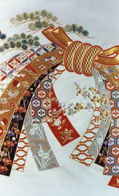 "Phase 13 ""Yushoku Winter Japanese Embroidery Center"
